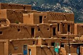 Taos Pueblo North Section