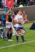 Rugby Deon Fourie Stormers South Africa 2012