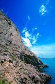 Golitsyn Trail Along The Cliffs