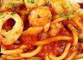 Spaghetti Marinara poster