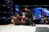 Thai Boxer Knocked Out