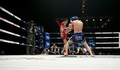Muay Thai Championship Fight