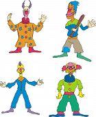 Funny Clowns