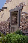 Adobe Old Entrance