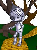 Toon Tinman