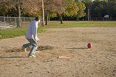 Kickball Game
