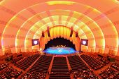 NEW YORK CITY - MAY 15: Radio City Music Hall May 15, 2012 in New York, NY. Completed in 1932, the f