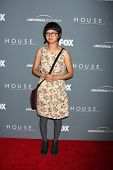 LOS ANGELES - APR 20:  Charlyne Yi arrives at the House Series Finale Wrap Party at Cicada on April 20, 2012 in Los Angeles, CA