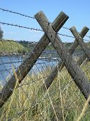 Cross Fence