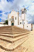 Português da igreja Igreja de São Martinho De Estoi Landmark, Algarve
