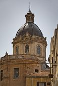 Alcamo Town Cathedral.
