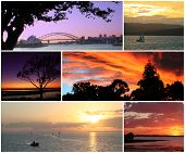 Sunrise And Sunset Montage