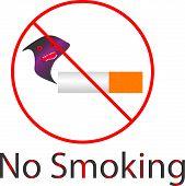 Roken niet toegestaan