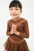 Asian Girl's portrait