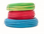Colorful Wire Bundles