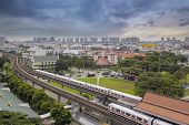 Singapore Mass Rapid Transitstation