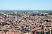 Panoramic View Of Brescia, Italy