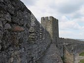 Wall Of Akkerman Fortress