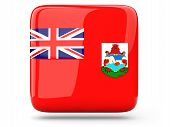 Square Icon Of Bermuda