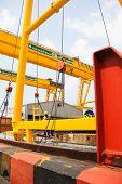 The Rail Crane