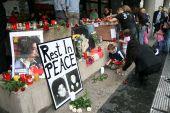 Michael Jackson's Requiem In Cologne