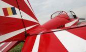 romanian bi-plane