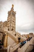 Notre Dame De La Garde Cathedral, Marseille