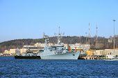 Corvette Warship