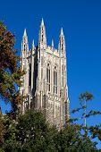 Duke Chapel Bell Tower