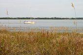 Sailboat Near Shore