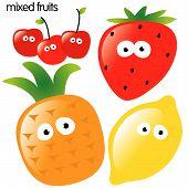 Isolated Fruit Set