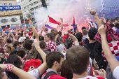 Croatian Football Fans