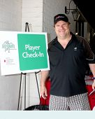 LOS ANGELES - APR 14:  Kevin Farley at the Jack Wagner Anuual Golf Tournament benefitting LLS at Lakeside Golf Course on April 14, 2014 in Burbank, CA