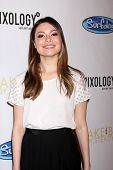 LOS ANGELES - APR 17:  Miranda Cosgrove at the Drake Bell�?�¢??s Album Release Party for