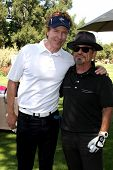 LOS ANGELES - APR 14:  Jack Wagner, Joe Pesci at the Jack Wagner Anuual Golf Tournament benefitting
