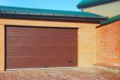 Automatic Garage Gate With Tilt Shift Effect, Xxxl