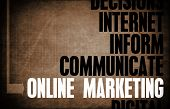 Online Marketing Core Principles as a Concept