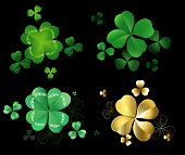 Set Of Clover