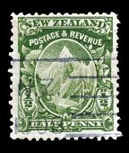 New Zealand 1900