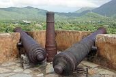 Fort Santa Rosa, La Asuncion, Isla Margarita, Venezuela