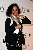NEW YORK-APR 17: Actress Rae Dawn Chong attends the 'When the Garden Was Eden' premiere at the 2014 TriBeCa Film Festival at the BMCC Tribeca PAC on April 17, 2014 in New York City.