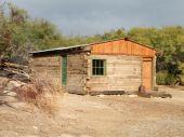 Old Railroad Cabin
