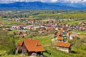 Green Village Of Zagorje Region