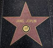 Janis Joplin Star On The Walk Of Fame