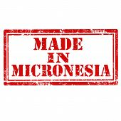 Made In Micronesia-stamp