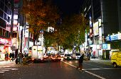 Tokyo, Japan - November 28: Shibuya Is Known As A Youth Fashion Center