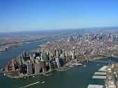 Manhattan Aeroview