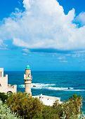 Mosque In Jaffa