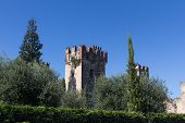 Castle In Lazise