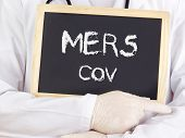 Doctor Shows Information: Mers Cov